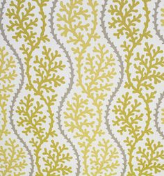 Just ordered some of this for a valance and throw pillows :)