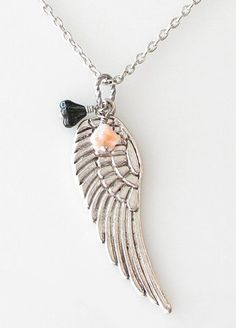 perfect angel wing