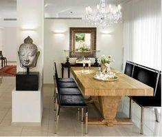 Juegos de comedor on pinterest dining tables rustic - Fotos de comedores modernos ...