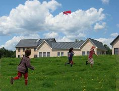 The Benefits of Raising Kids in Cohousing Communities