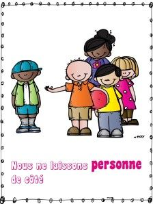 Display these posters in your classroom and/or throughout your school to remind your students they are in a bully-free zone! You can choose which size poster you'd like! Anti Bullying Week, Bullying Lessons, Behaviour Management, Classroom Management, 6 Pillars Of Character, Character Counts, Bullying Posters, Bullying Prevention, French Classroom