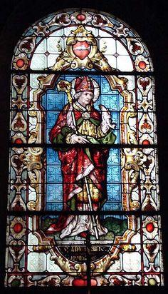Saint Arnulf of Metz 39x Great Grandfather