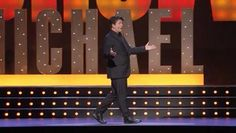 The online shopping experience: Its how whole heartedly Michael McIntyre's audience agrees with him