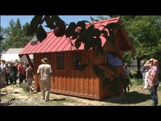 We The Tiny Residence People (Documentary): Modest Houses, Tiny Flats & Wee Shelters - http://www.freecycleusa.com/we-the-tiny-residence-people-documentary-modest-houses-tiny-flats-wee-shelters/