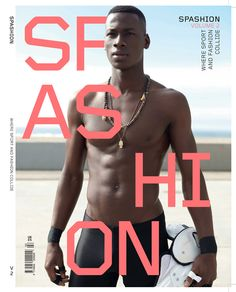David Agbodji by Cliff Watts for Spashion Magazine