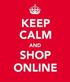 Shop online :-)