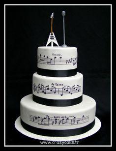 Crazy Wedding Cake Designs | CRAZY CAKE - Cake Designer Professionnel depuis 1991: Wedding Cakes ...