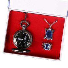$13.99 (Buy here: https://alitems.com/g/1e8d114494ebda23ff8b16525dc3e8/?i=5&ulp=https%3A%2F%2Fwww.aliexpress.com%2Fitem%2F3pcs-set-Anime-Kuroshitsuji-Figure-Pendant-Ciel-Phantomhive-Ring-Necklace-Pocket-Watch%2F32719071058.html ) 3pcs/set Anime Kuroshitsuji Figure Pendant Ciel Phantomhive Ring Necklace Pocket Watch for just $13.99