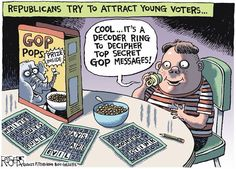 Republicans try to attract young voters