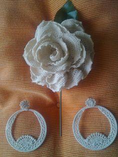 Flamenca crochet...                                                                                                                                                                                 Más