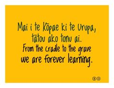 I am neither Māori nor Kiwi, so this presentation is an outsider's summary of New Zealand's awesome Māori culture, particularly its language. Comments are welc… Maori Words, Great Quotes, Inspirational Quotes, Block Center, Digital Scrapbook Paper, Interesting Quotes, Classroom Displays, True Words, Writing Inspiration