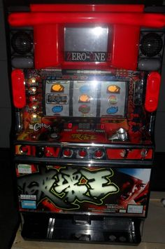 Pachislo Zero One Slot Machine - YouTube. Includes 285 page EVERYTHING PACHISLO Manual PDF download. Coin mechanism and hopper were tested and work perfectly. Bet: 3 TOKENS (MAX ONLY). Machine: ZERO ONE PRO WRESTLING. | eBay!