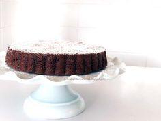 TORTA DI RISO AL CIOCCOLATO  Rice and chocolate cake, so simple!