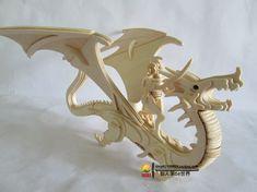 houten 3d puzzels draken - Google zoeken