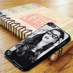 Ariana Grande Sunglasses iPod 6 Touch Case