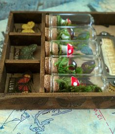 A tiny assemblage