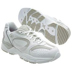 Aetrex X821 Shoes (White) Price: $132.00