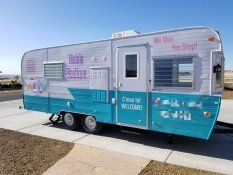 Kitchen Food Trailers for Sale - Buy Mobile Cooking Trailers Food Trailer For Sale, Trailers For Sale, Concession Trailer, Concession Food, Mobile Fashion Truck, Cargo Trailer Conversion, Arizona, Step Van, Mobile Business