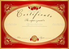41 Best Sports Certificates Awards Images Certificate