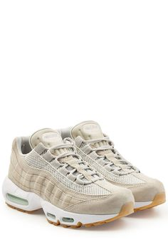 new styles e5ff6 a435a NIKE Air Max 95 Sneakers With Suede.  nike  shoes