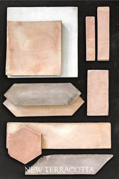 New Terracotta Handmade Natural Cotto tiles: 4 Colours, 28 Formats. Which one is the best for your project? Interior Design Inspiration, Home Interior Design, Kitchen Decor, Kitchen Design, Terracotta Floor, Home Reno, Interior Exterior, Home Remodeling, Tile Floor