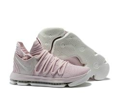 d140982f4760 Nike KD 10  Aunt Pearl  Pearl Pink White-Sail For Sale