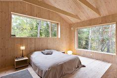 A Woodsy Cabin on a Swedish Island | iGNANT.de