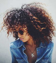 30 Best Afro Hair Styles
