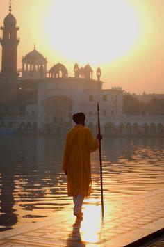 Golden Sikh temple, Amritsar, India