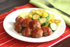 Barefeet In The Kitchen: Spicy Stuffed Bell Pepper Meatballs