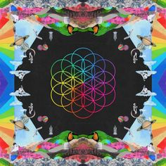 "Grammy Award-winning alternative band Coldplay have returned with their new album ""A Head Full Of Dreams."" The album was produced by Norwegian duo Stargate together. Coldplay Album Cover, Music Album Covers, Music Albums, Frases Coldplay, Coldplay Songs, Music Lyrics, Pop Rock, Musicals, Artists"