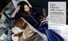10 Ideas to Steal from Rue Magazine's Small Space Issue - Hammock over bed!
