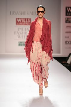 Urvashi Kaur @ WIFW - Wills Lifestyle India Fashion Week