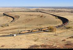 RailPictures.Net Photo: UP 6876 Union Pacific GE AC4400CW at Clay, Colorado by Mike Danneman
