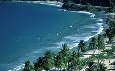 Maracas Beach, Trinidad and Tobago