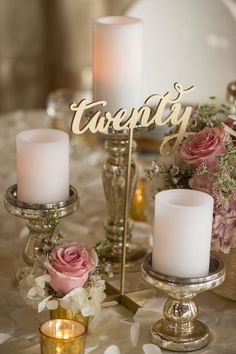 Inspiration – Table Numbers – Ultrapom: wedding and event decor rental Gold Table Numbers, Wedding Table Numbers, Wedding With Kids, Diy Wedding, Wedding Favors, Wedding Reception, Wedding Ideas, Cancun Wedding, Furniture Makeover