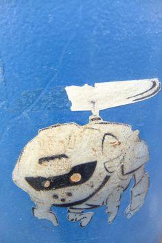 Sticker, Worcester