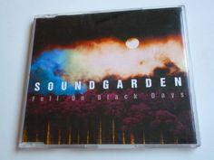 CD single / SOUNDGARDEN / Fell On Black Days / 580 931-2 / 1994