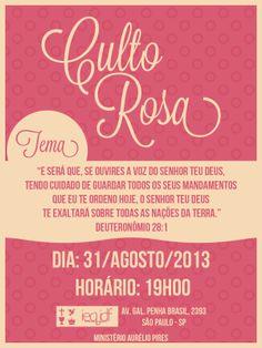 Culto Rosa