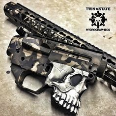 Designers of firearms, makers of Hellbreaker, Warthog, The Jack & others. * Receivers and gear available through Spike's Tactical: