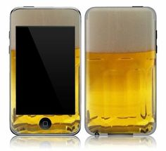 Beer phone cover