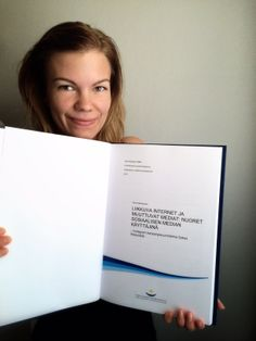 BACHELOR´S THESIS 2013: Internet and changing media: young social media users https://www.theseus.fi/handle/10024/70316