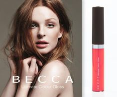BECCA Ultimate Colour Gloss in Pink Lotus get the look