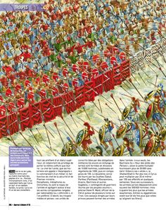 Athenian charge at the persian army - battle of marathon