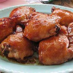 Oven Roasted Teriyaki Chicken Allrecipes.com