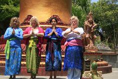 Sacred Earth Journeys - Buddhist monastery near Mimpi Resort