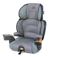 Chicco KidFit Zip 2-1 Belt-Positioning Booster Seat Privata