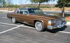 '81 Coupe De Ville (not exact car I owned but pretty close!)