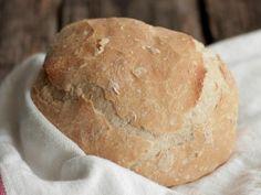 Receita de Pão caseiro simples e fofinho