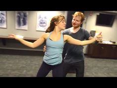 Ed Sheeran - Thinking Out Loud [Official Video] - YouTube. Would be amazing to dance this at our wedding